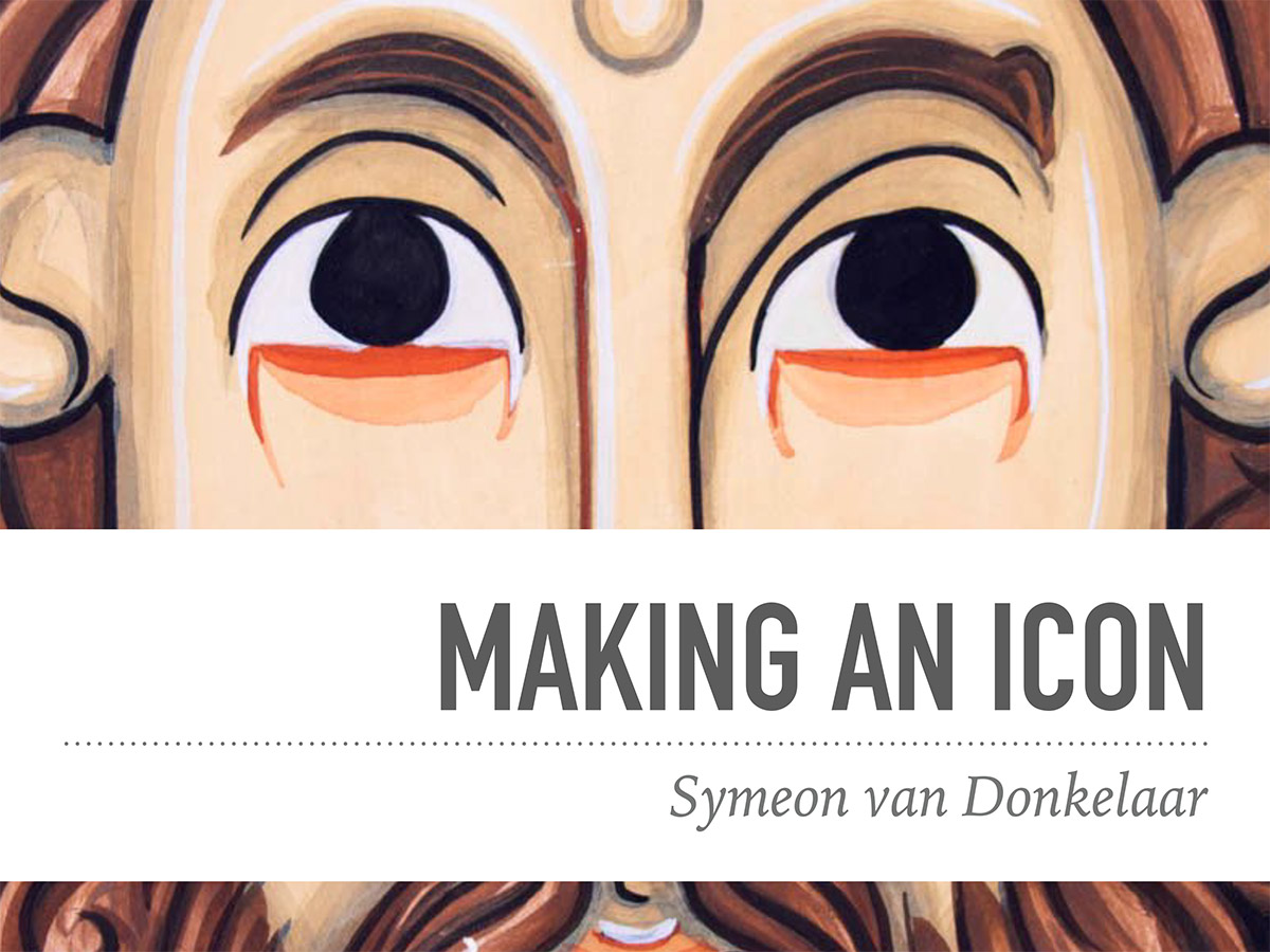 Making an Icon Talk in Waterloo