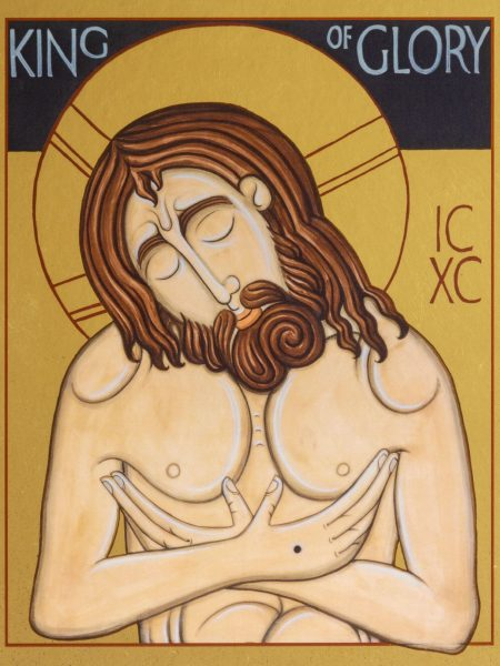Print icon of Christ the King of Glory