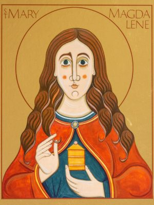 Saint Mary Magdalene Icon