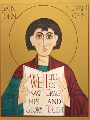 Saint John the Evangelist Icon