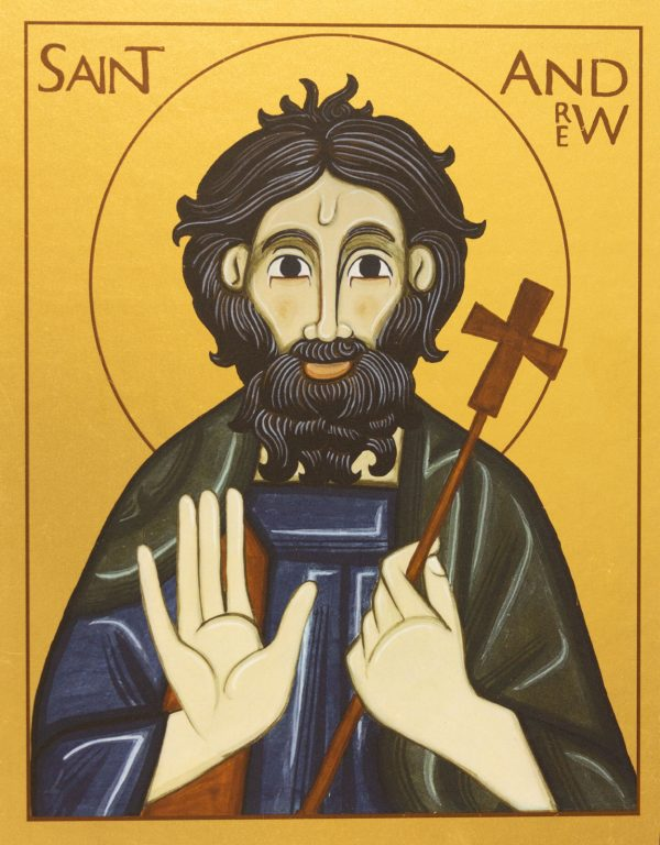 Icon of Saint John the Evangelist