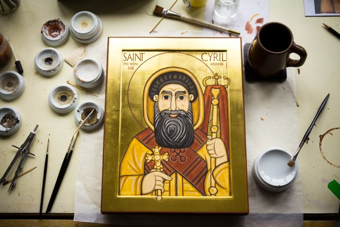 The Blessing of Iconographic Style