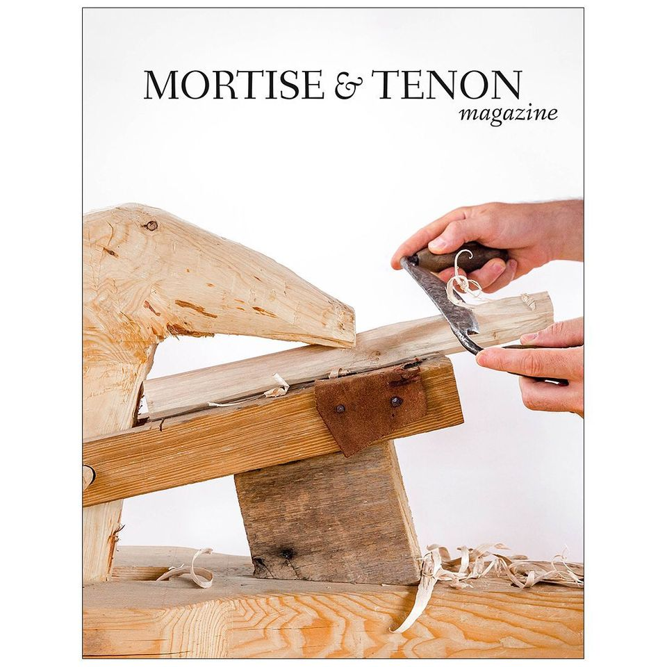 Mortise & Tenon Issue Nine